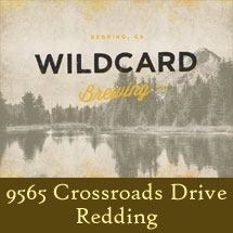 Wildcard Brewing Redding California
